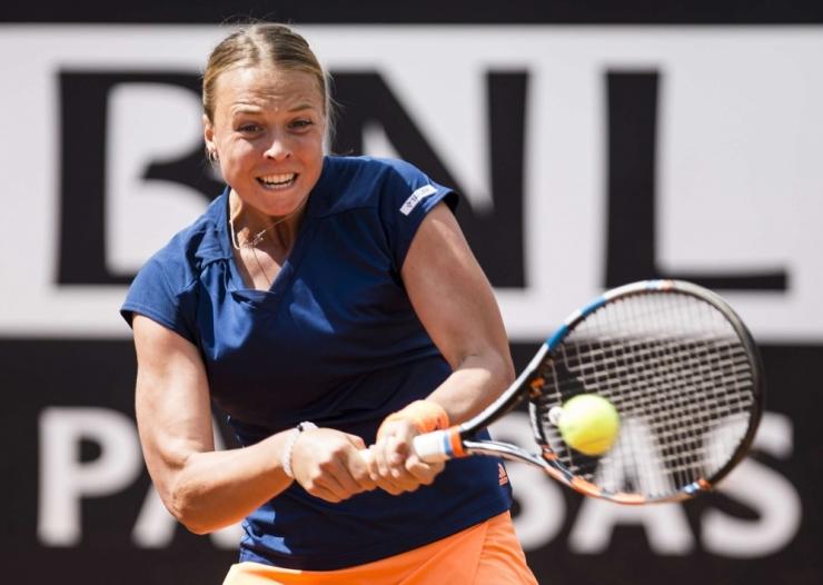 Kontaveit tõusis WTA edetabelis 52. kohale