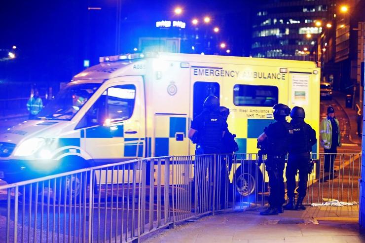 Ministeeriumi andmeil eestlased Manchesteri rünnakus viga ei saanud