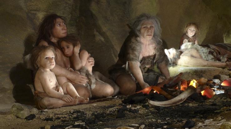 SAKSA TEADLASED: Esimene inimene ei olnudki aafriklane