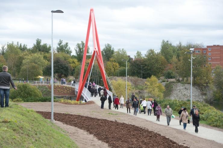 Kolmapäeval toimub Lasnamäel Pae Pargi Rahvajooks