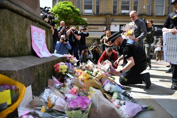 Manchesteri terrorirünnaku ohvrite seas oli kaheksa-aastane tüdruk