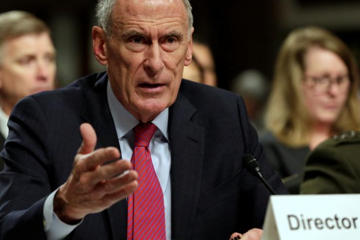 Coats: USA ei ole veel kindel IS-i seotuses Manchesteri rünnakuga