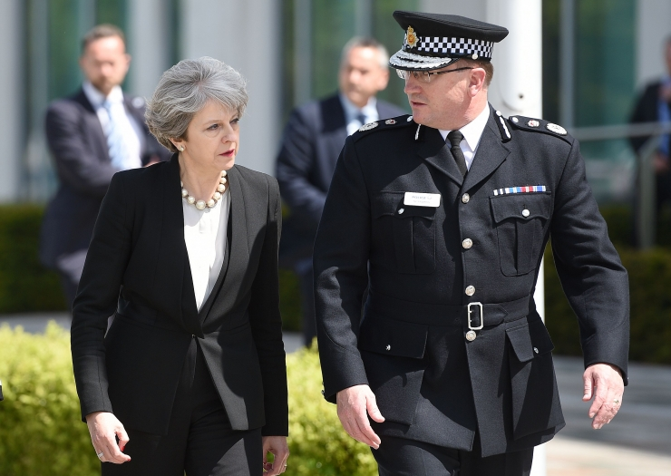 Suurbritannia tõstis terroriohu taset