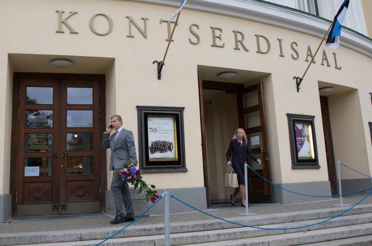 Eesti vanim kammerkoor tähistab oma 55. juubelit