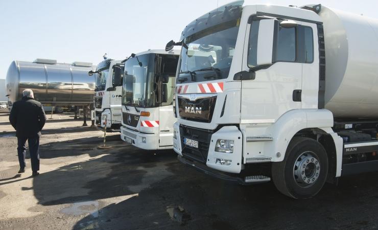 Taavi Aas: Euroopa moodsaimad prügiautod alustavad tööd kesklinnas