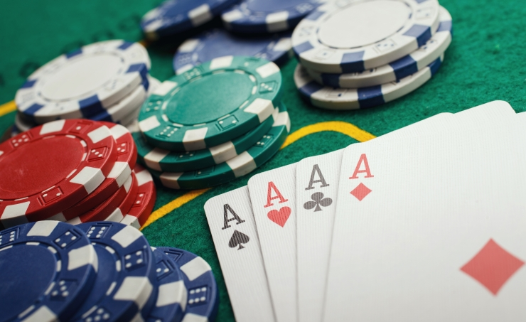 OEG: Riia volikogu keelustas vanalinnas hasartmängutegevuse