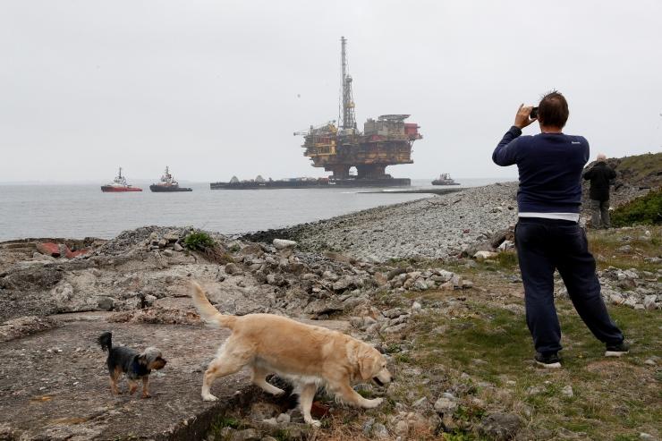 Ligi 94 protsenti Shelli osanikest on Pariisi kliimaleppes seatud heitmepiirangute vastu
