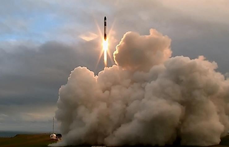 Uus-Meremaast sai õnnestunud raketistardi järel 11. kosmoseriik