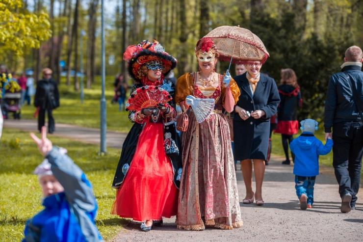 Tule laupäeval Kristiine kevadlaadale ja Veneetsia karnevalile!