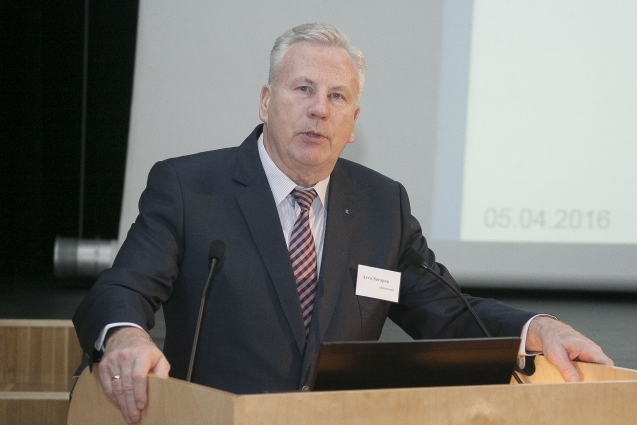 Arvo Sarapuu esitas avalduse Tallinna abilinnapea ametikohalt tagasiastumiseks