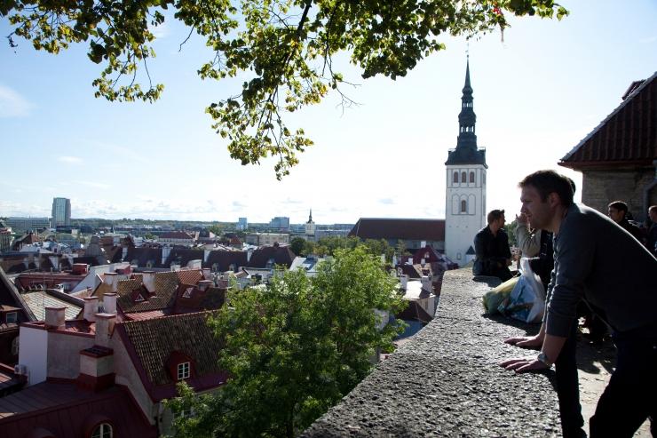 VIDEO! Uus videoklipp tutvustab Tallinna romantilist poolt