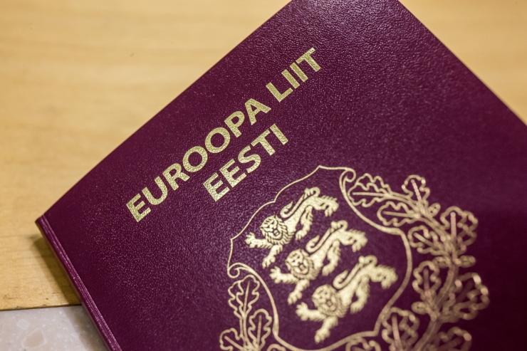 Sadadel inimestel võib olla õigus Eesti kodakondsusele