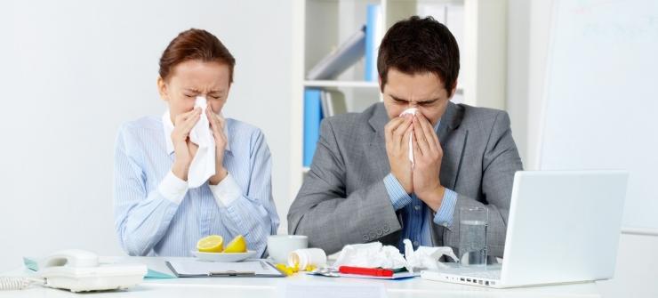 Uus haiguspäevade hüvitamise kord vähendas töölt puudumisi kolmandiku võrra