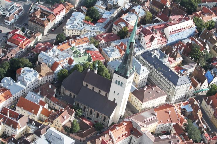 Linnafoorum otsib põhjusi Tallinna linnasüdames viibimiseks