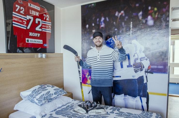 FOTOD! Soome Vabariigi 100. juubeli puhul jõuab tükike Soomet Viru hotelli
