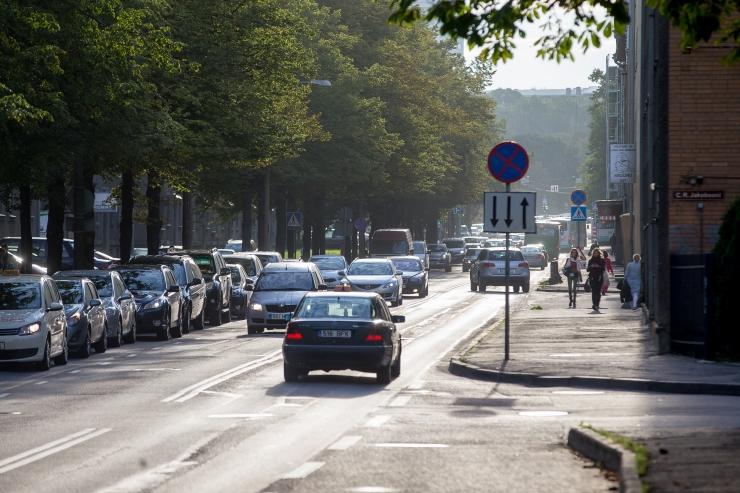 Tallinn kuulutas välja Gonsiori tänava rekonstrueerimise riigihanke