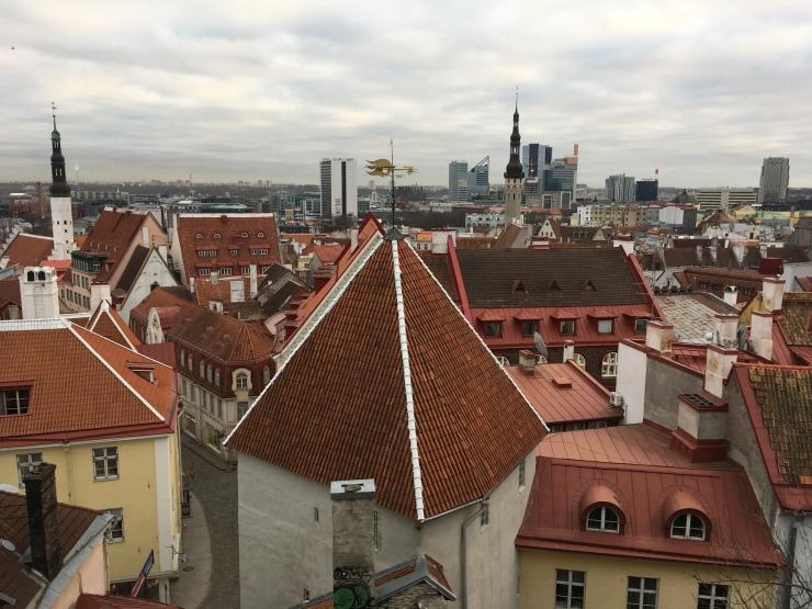 Tallinn jõudis Euroopa viie roheliseima pealinna sekka