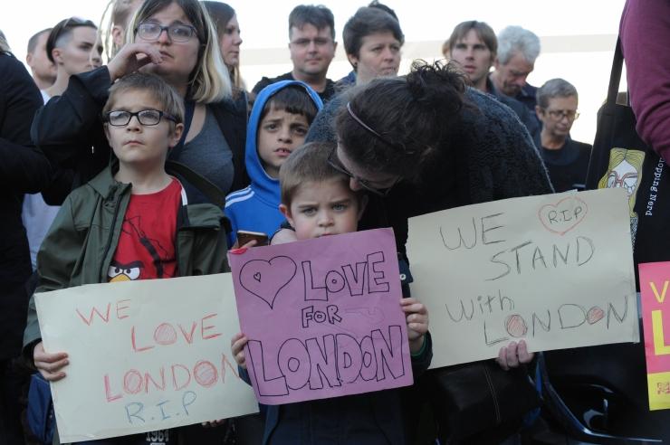 BBC: Islamiriik võttis vastutuse Londoni rünnaku eest