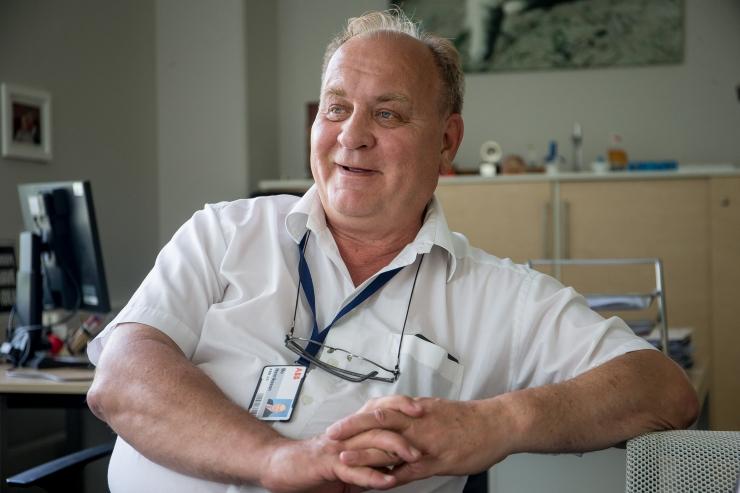 Bo Henriksson: vahel vaatavad juba soomlased eestlastele alt üles