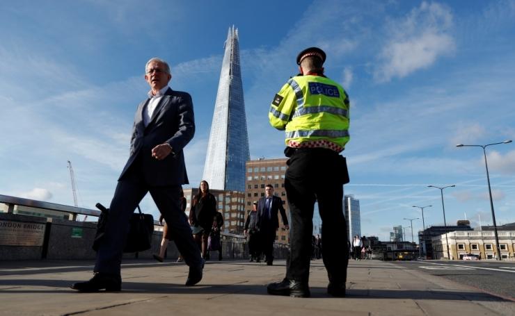 Londoni terrorirünnaku kolme sooritaja isikud on võimudele teada