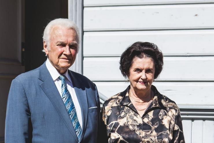 VIDEO! Arnold ja Ingrid Rüütel: üksteist toetav tunne on meid palju aidanud