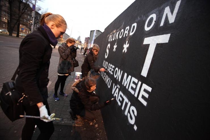 Tallinnas supergraafika festival toob kokku parimad graafikud