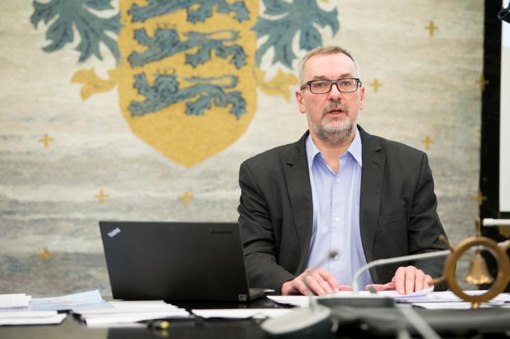 Tallinna linnavolikogu kehtestab uue koosseisu suuruse ja mandaatide jaotuse