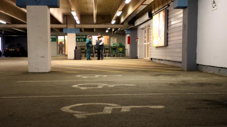Kontroll: Tallinna, Tartu ja Pärnu parkimismajad on heas seisus