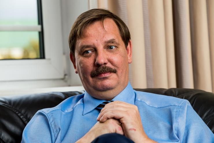 Taavi Aas tervitas Helsingi uut linnapead