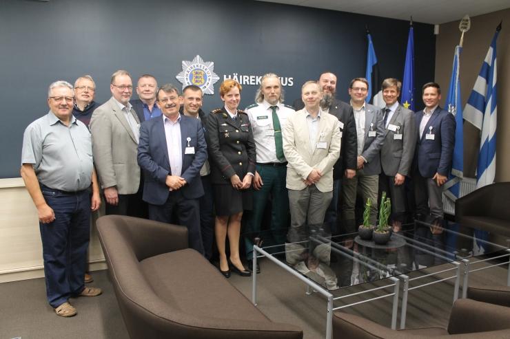 Läänemere Turvaliste Linnade komisjon arutab kriisisituatsioonides reageerimist