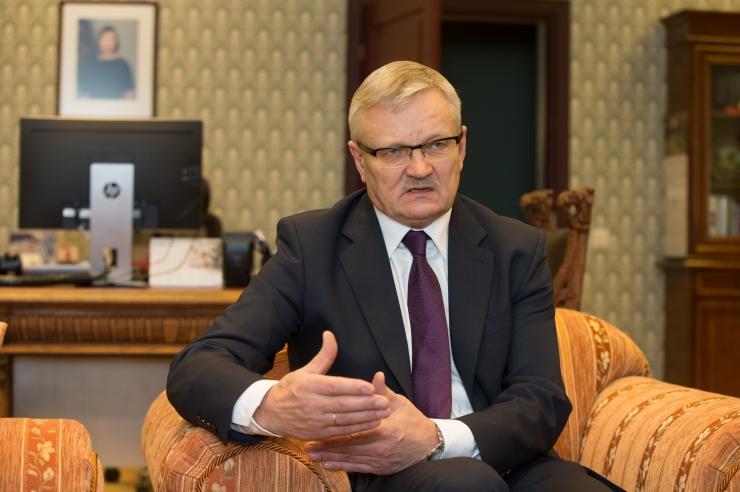 Maaeluminister Tamm: Euroopa Loomaarstide Föderatsioon on Euroopa Liidu institutsioonide arvestatav partner
