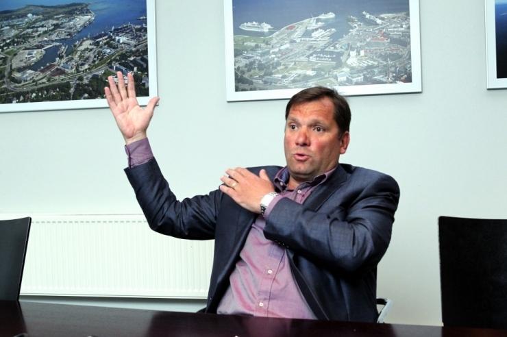 Tallinna Sadam jäi rahavaidluses Kiiliga kaotajaks ka ringkonnakohtus