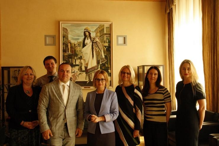 Maria Jufereva: Tallinnas võiks olla korteriühistute asemel  munitsipaalhaldusettevõtte