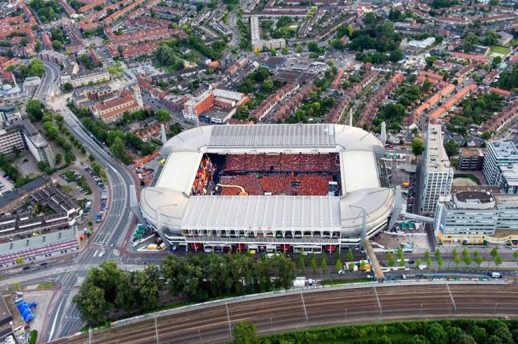Hollandis vahistati staadionit filminud arvatav äärmuslane