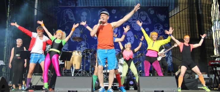 FOTOD JA VIDEO! Eestlased ja soomlased tähistasid ühiskontserdiga Soome päeva!