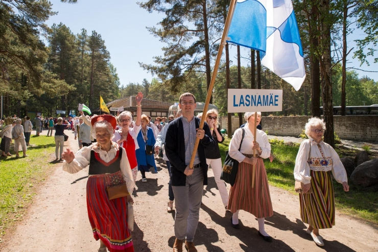 Riibe: Eesti Vabariigi 100. juubeliks tuleb eakate pensionilisa tõsta 100 eurole
