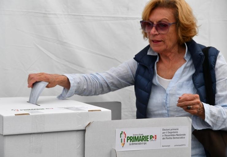 Itaalias algas kohalike valimiste esimene voor