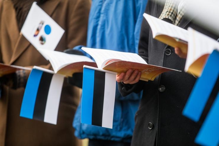 Uuring: muukeelse elanikkonna eesti keele oskus on paranenud