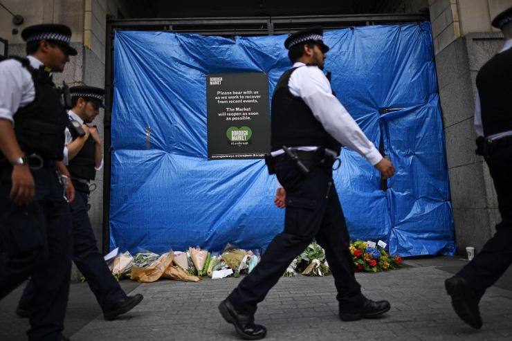 Politsei pidas Londonis kinni veel ühe isiku seoses terrorirünnakuga