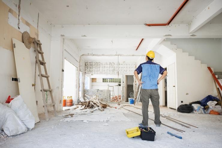 Ehituslubade menetlusaeg on Tallinnas üle kahe korra lühenenud