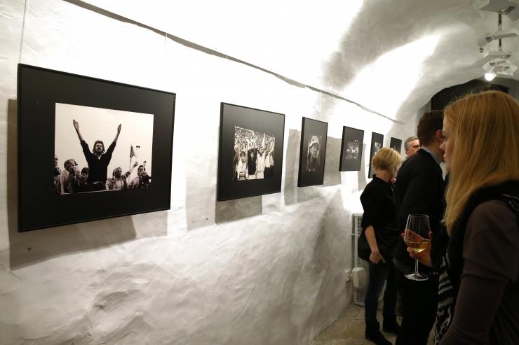 Fotomuuseumis avatakse neljapäeval Kristian Saksa näitus