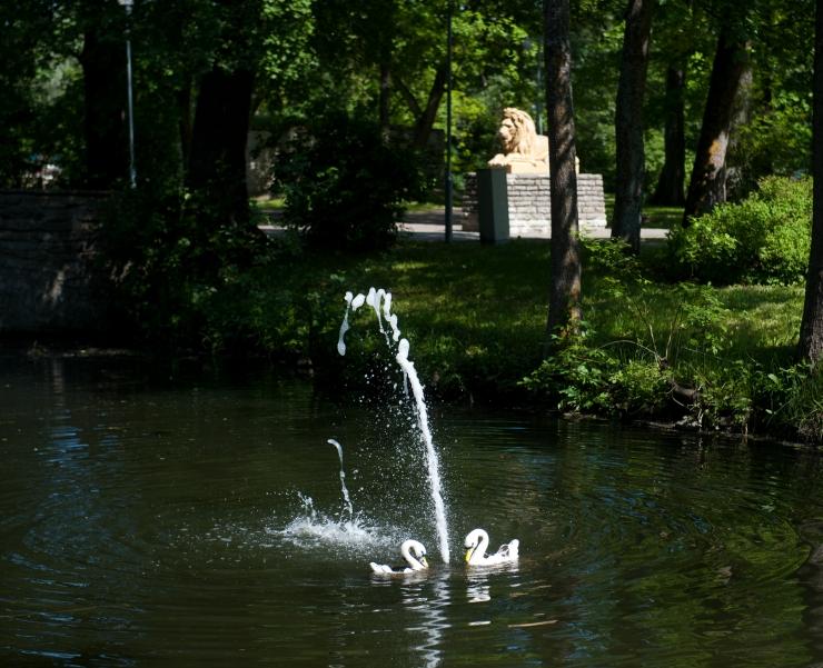 Täna algab Löwenruh' pargis Kristiine suvekontsertide sari
