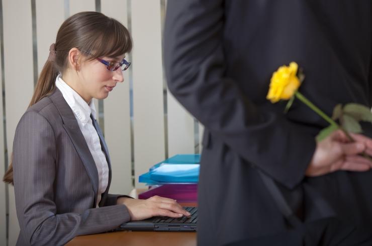 Uuring: romantilisel kontorisuhtel võib olla positiivne mõju