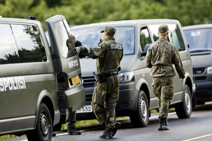 Soome tõstis terroriohutaset