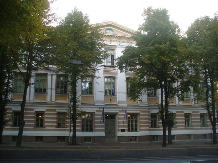 Tallinna Reaalkooli juurde ehitatakse reaal- ja loodushariduse kompetentsikeskus