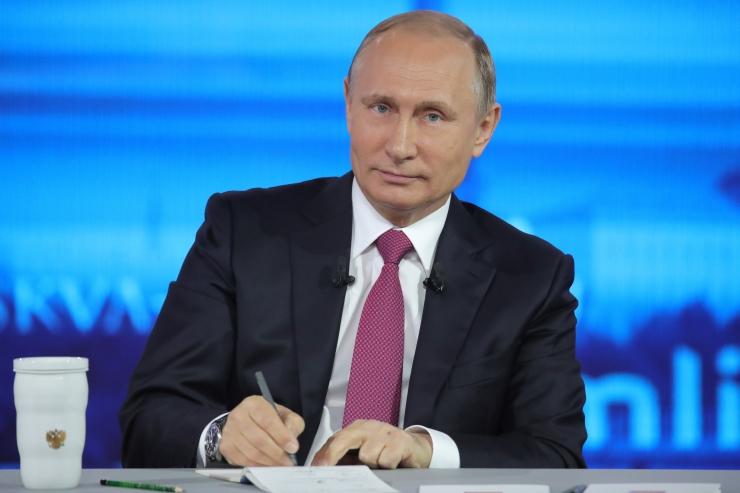 Putin pakkus FBI-st vallandatud Comeyle naljatades asüüli