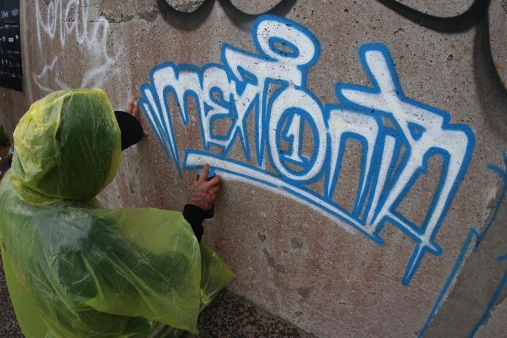 """""""Mextonia"""" festival toob Eestisse tänavakunstist rääkima maailmakuulsa fotoajakirjaniku"""
