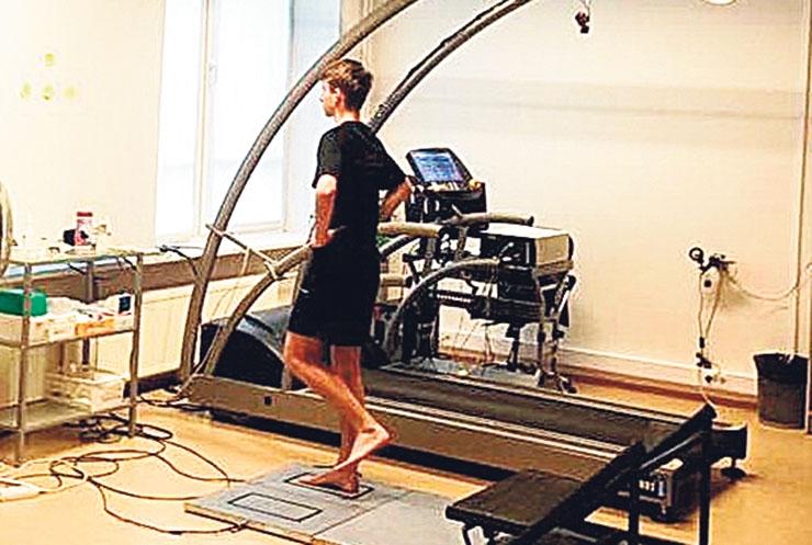 Tallinna spordikool uurib vigastuste tõenäosust