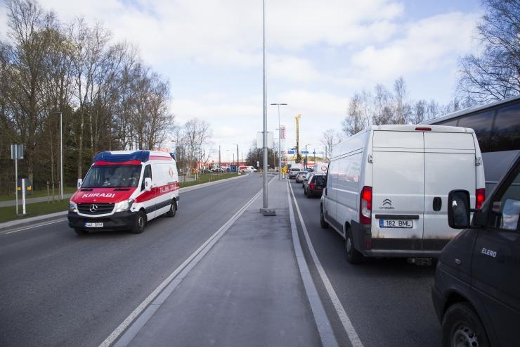 Päevaga said liikluses vigastada seitse inimest