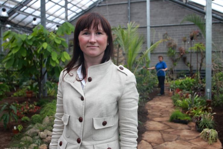 Botaanikaaia direktor Karmen Kähri lahkub ametist